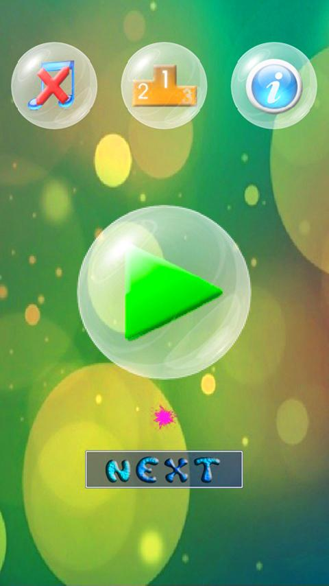 Bubble Balls- screenshot