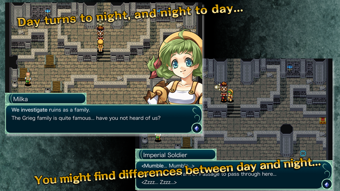 RPG Grinsia screenshot #8