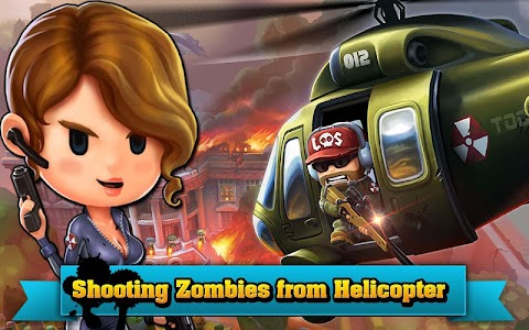 Action of Mayday: Zombie World v1.1.0