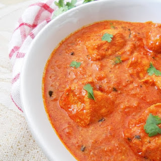 Butter Chicken…(Restaurant style)
