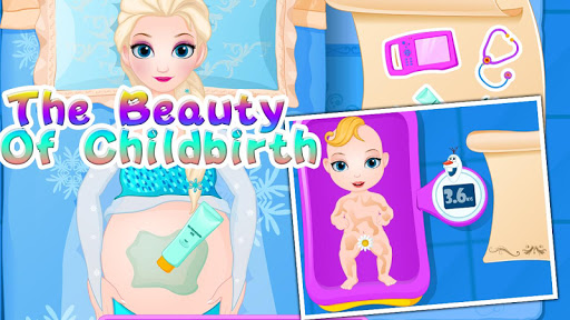 The beauty of childbirth