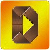 Dizzy Puzzle - Wooden Tangram