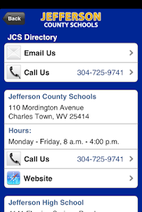 Jefferson County Schools- screenshot thumbnail