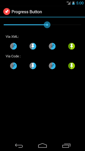 【免費程式庫與試用程式App】Progress Button-APP點子