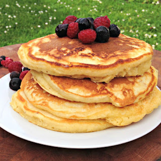 The Secret to Fabulously Fluffy Buttermilk Pancakes.