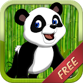 Panda Match - Zoo Run From Dr