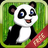 Panda Match - Zoo Run From Dr
