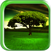 GO Green Trees Launcher