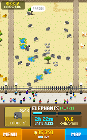 Disco Zoo 1.3.2 screenshot 206373