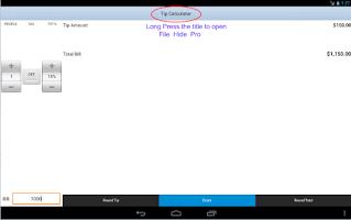 Screenshot of File Hide Pro
