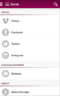 Chicago Gourmet - screenshot thumbnail