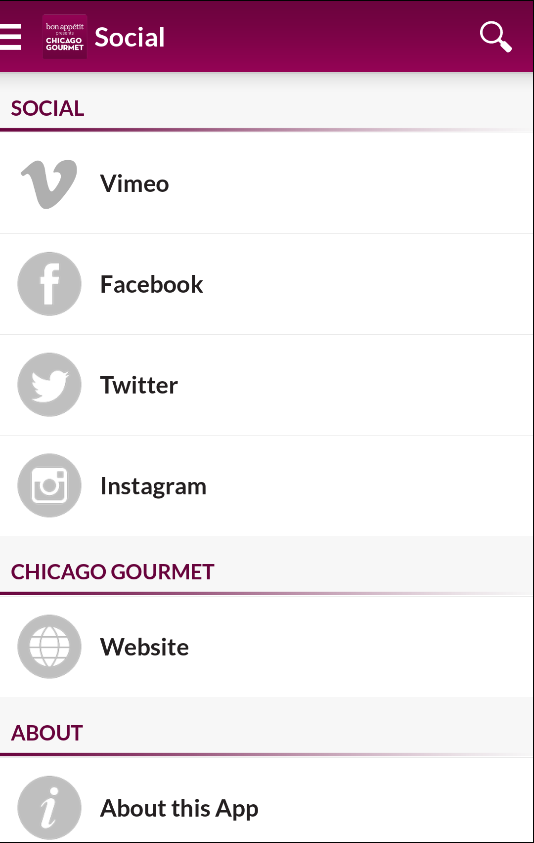 Chicago Gourmet - screenshot