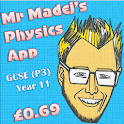 Mr Madej's Physics App P3 icon