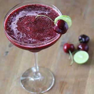 Frozen Cherry Limeade.