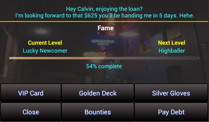 Super Five Card Pro Screenshot
