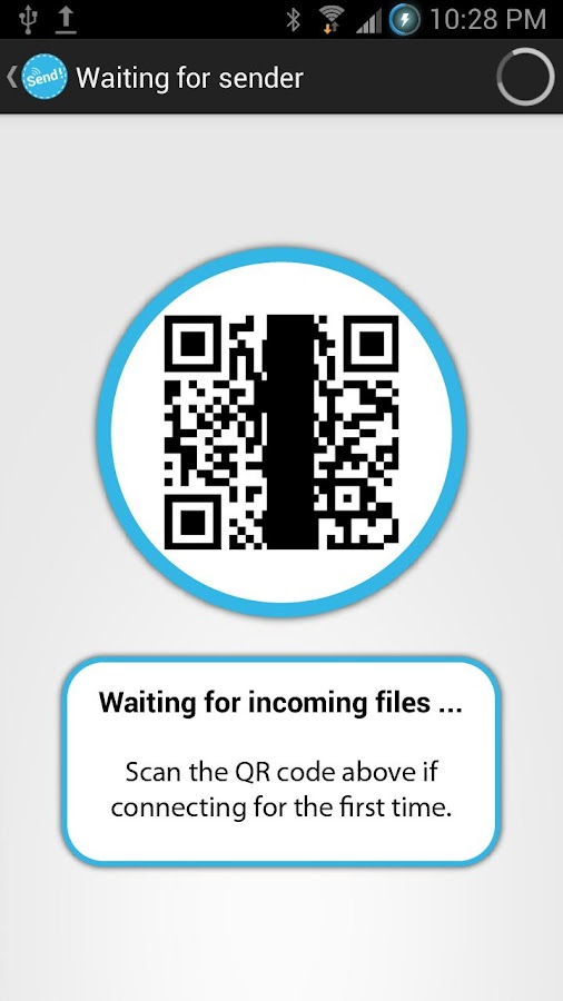 Send! Pro | File Transfer(NFC) - screenshot