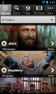 Jesus Film Media - screenshot thumbnail