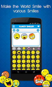 Fancy Smiley Pack screenshot 2