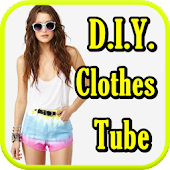DIY Clothes Tube