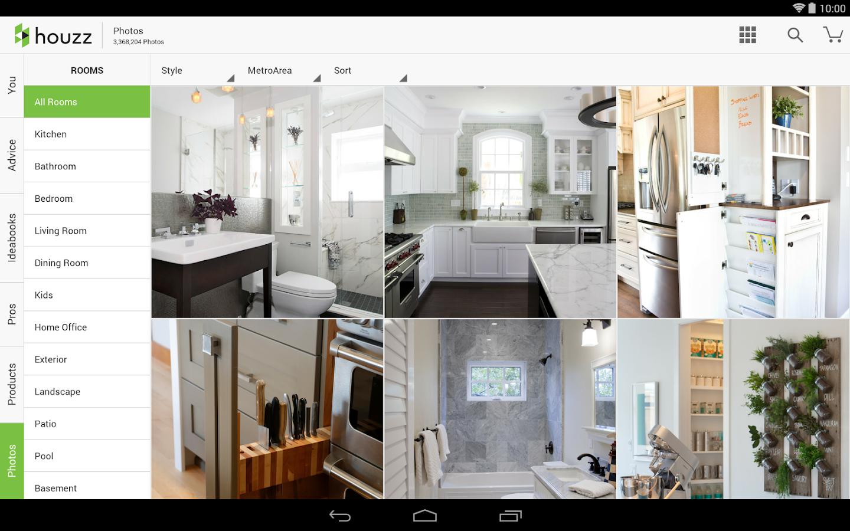 Houzz interior design ideas screenshot for Aplikacja houzz interior design ideas