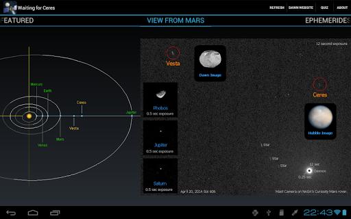 無料书籍AppのWaiting for Ceres|記事Game
