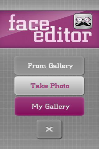 Face Editor - screenshot