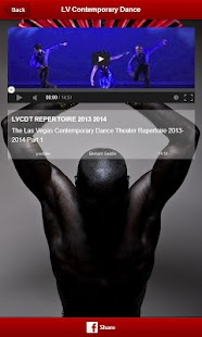 LV Contemporary Dance Theater- screenshot thumbnail