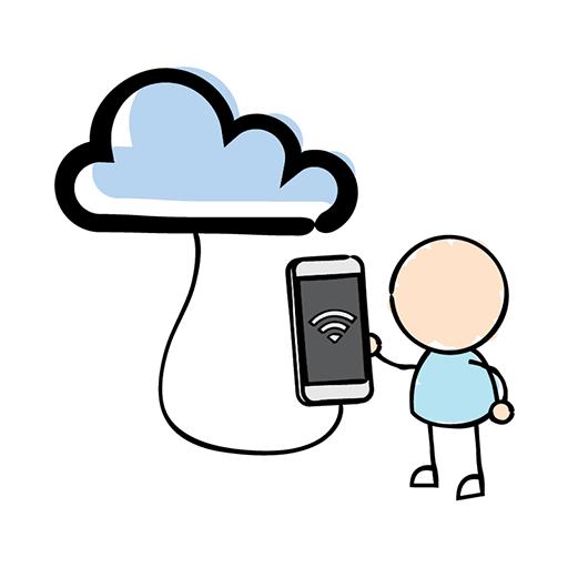 ステルスバックアップマネージャ 工具 App LOGO-硬是要APP