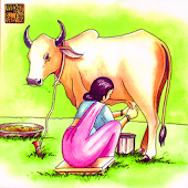 Story Of Milk A Cow's Tale(hi)