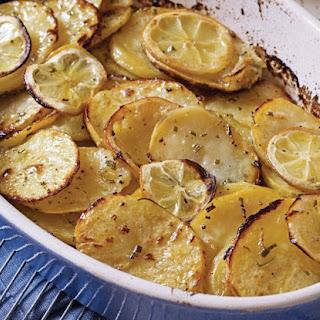 Lemon Potatoes.
