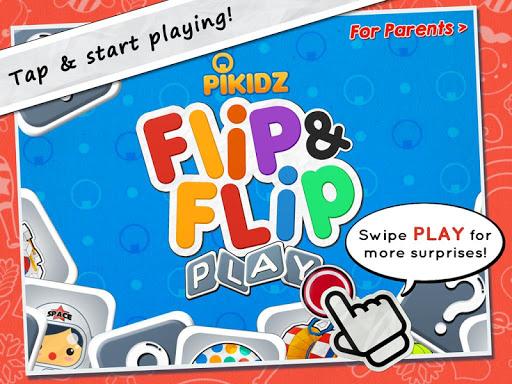 Pikidz Flip Flip Play