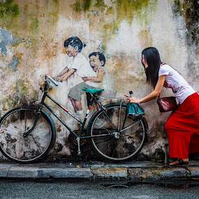 by Barry Ooi - People Street & Candids ( george town heritage )