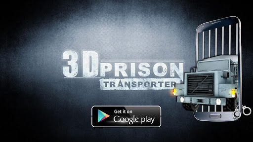 3D PRISON TRANSPORTER - screenshot