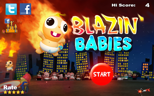 Blazin Babies- screenshot thumbnail