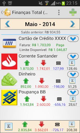 Finanças Total