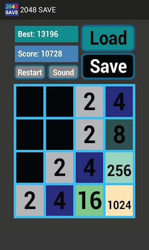 2048 SAVE