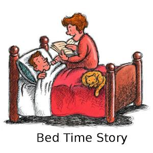 書籍App|Bedtime Story LOGO-3C達人阿輝的APP