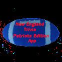 New England Trivia Patriots ed logo