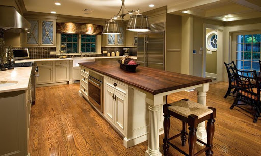 Kitchen Flooring Ideas Screenshot