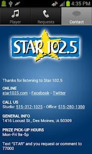 Star 102.5 - screenshot thumbnail