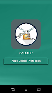 Shut APP - screenshot thumbnail