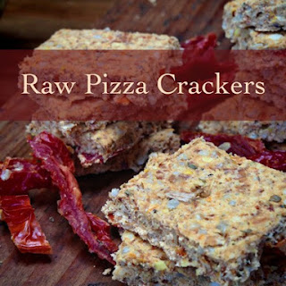 Raw Pizzeria Pizza Crackers