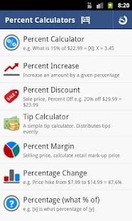 percent calculator apps on google play