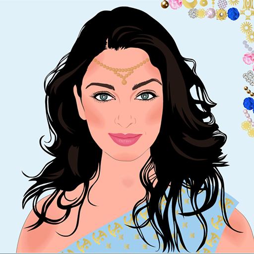 换装烹饪化妆的女孩 模擬 App LOGO-硬是要APP