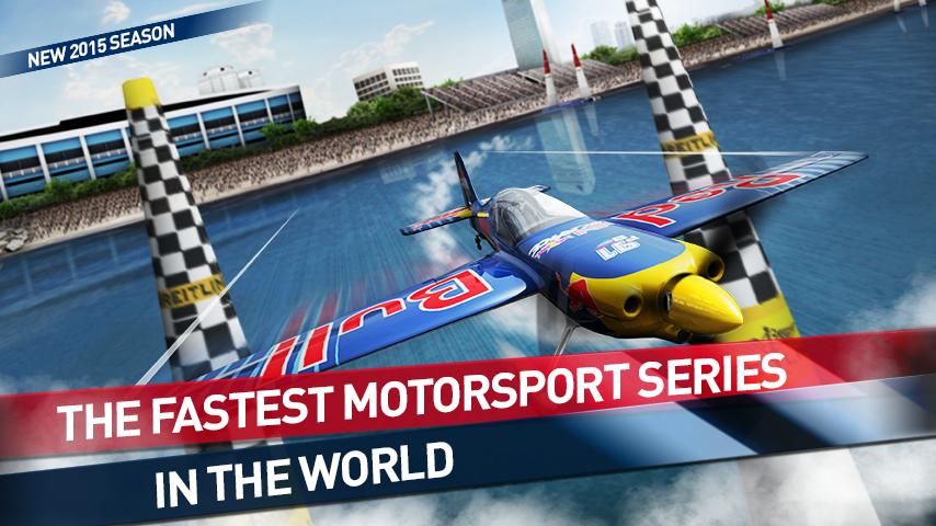 Red Bull Air Race The Game- screenshot