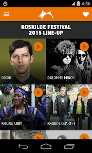 Roskilde Festival - screenshot thumbnail