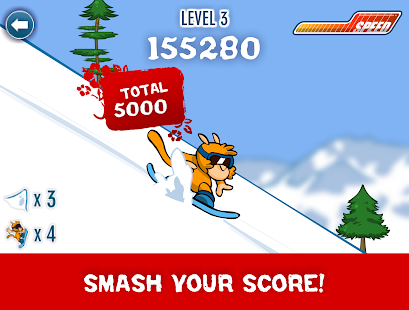 Xtrem Snowboarding Screenshot 4