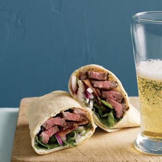 Steak Sandwich Wrap