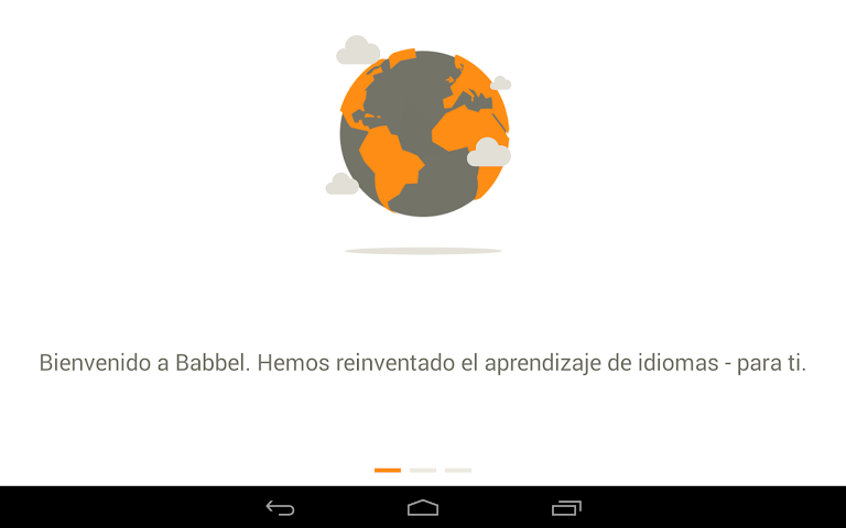 android Apprendre l'anglais - Babbel Screenshot 6