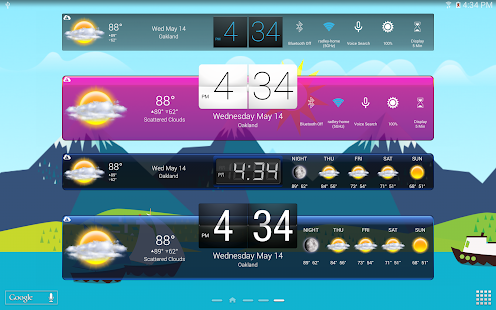 HD Widgets Screenshot 9